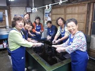 7月例会 会員親睦旅行(淡路島・徳島)