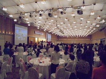 第31回中国地方商工会議所女性会連合会福山大会へ参加
