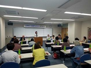 平成29年度通常総会・市長との懇談会を開催