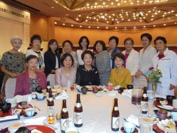 児島商工会議所女性会創立20周年記念式典へ参加